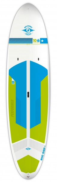 stand up paddle bic 10 6 performer blanc sup acheter paddle en suisse sportmania