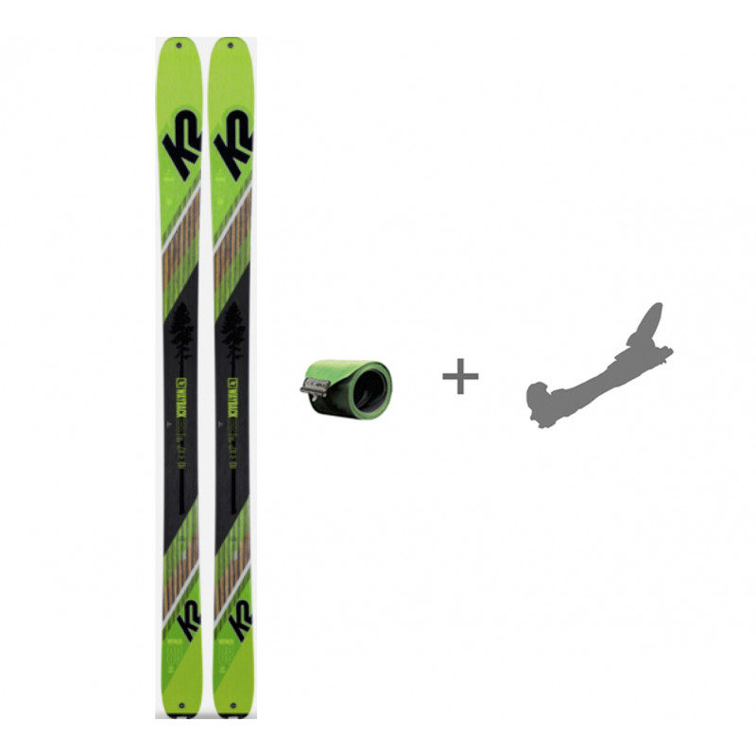 Skitourenbindungen Atomic Shift MNC 865 g